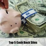 Getting Paid to Shop On-line: Top 5 Cash Back Sites