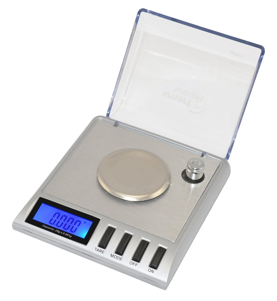 smart weigh digital jewelry scale review