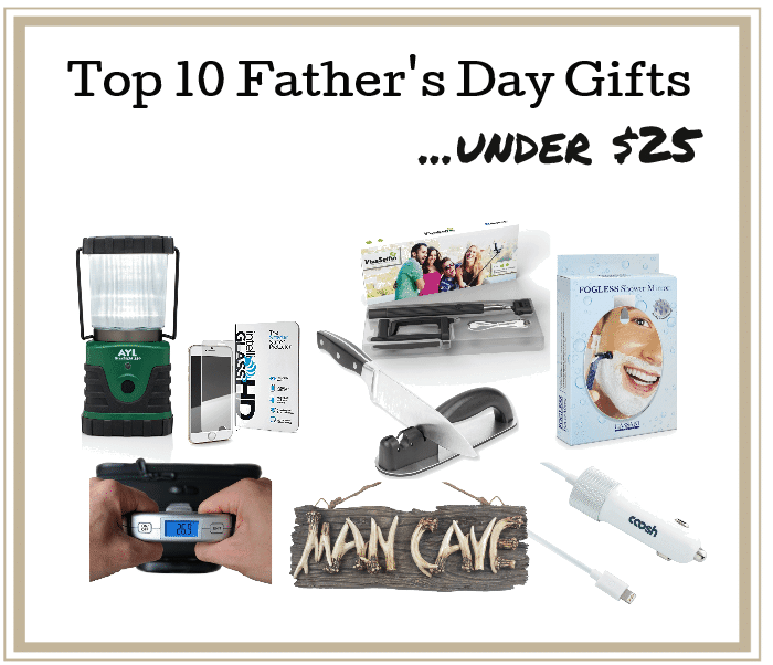 Top 10 Father 39 S Day Gifts Under 25