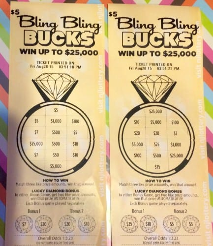 Bling Bling Bucks - Fast Play