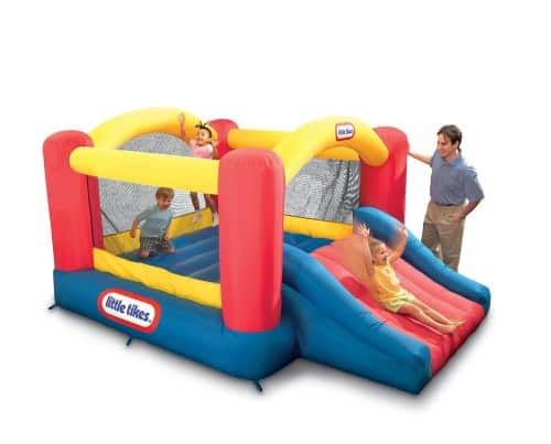 Little Tikes Jump n Slide Dry Bouncer - $188