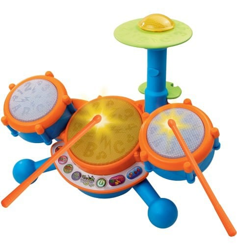 VTech KidiBeats Kids Drum Set - $20