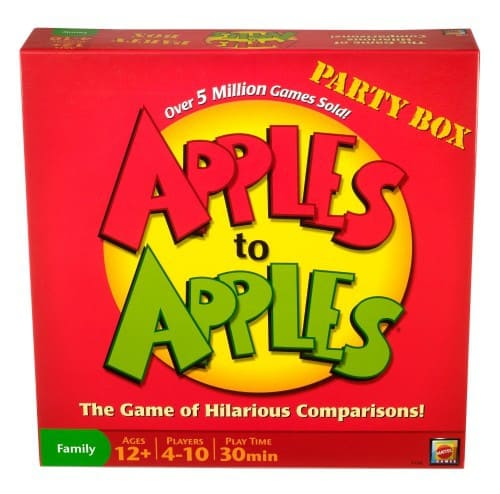 Apples to Apples Party Box - $28