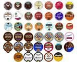 Coffee Variety Sampler K-Cup Pack – $25