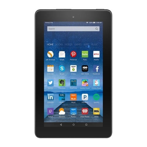 Fire 7in. Wi-Fi Tablet - $50