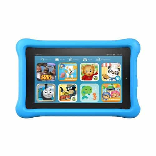 Fire Kids Edition Wi-Fi Tablet with Kid-Proof Case - $100