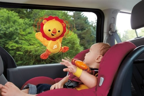Fisher-Price Roar 'n Ride Lion Toy - $13