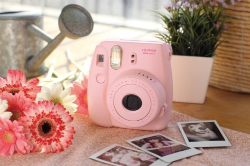 Fujifilm Instax Mini 8 Instant Film Camera - $64
