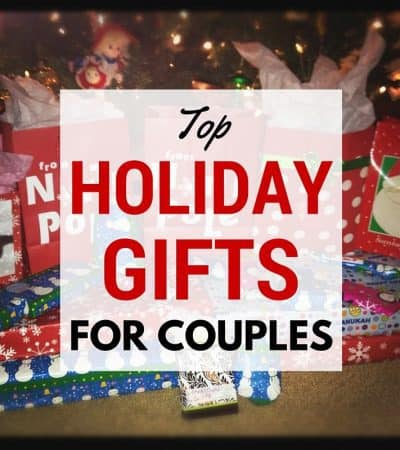 Top Holiday Gifts for Couples 2015