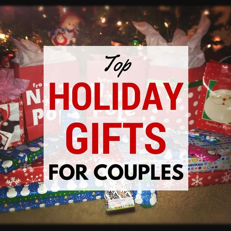 Top holiday gifts for couples Best xmas gifts for her