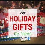 Top Holiday Gifts for Teens 2015