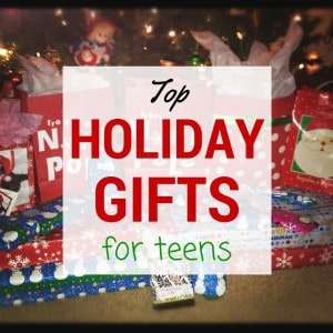 Top Holiday Gifts for Teens