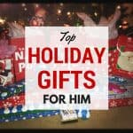 Top Holiday Gifts for Him 2015
