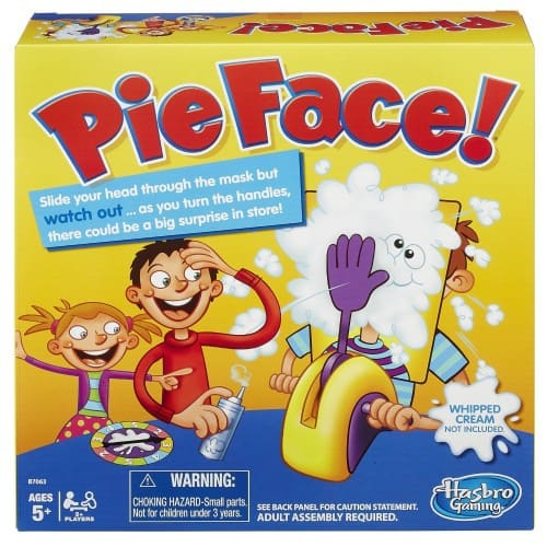 Pie Face Game - $9