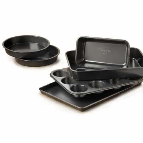 Simply Calphalon Nonstick 6-Piece Bakeware Set - $25
