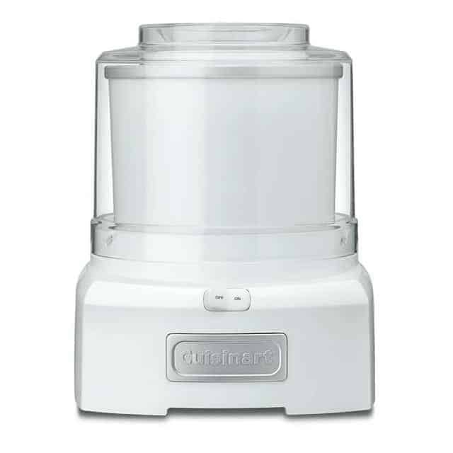 Cuisinart Frozen Yogurt, Ice Cream & Sorbet Maker - $54