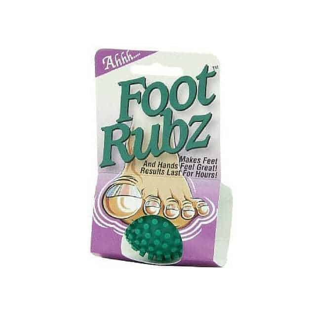 Foot Rubz Foot Hand and Back Massage Ball - $5