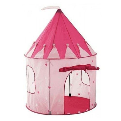 Girl's Pink Princess Castle Play Tent - $32
