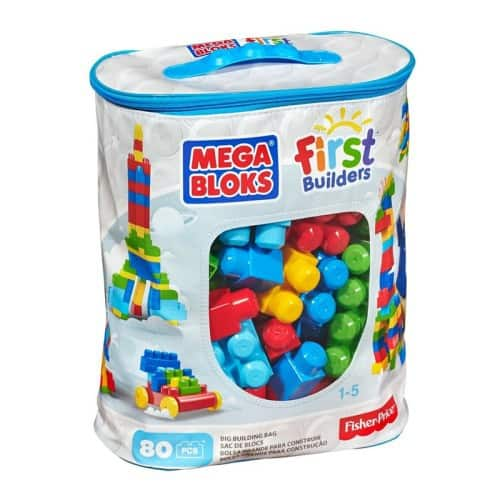 Mega Bloks First Builders Big Building Bag - $15