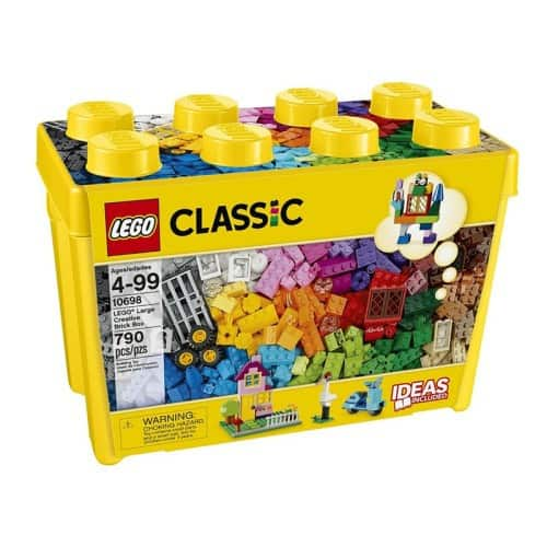 LEGO Classic Large Creative Brick Box - $57
