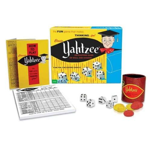 Classic Yahtzee - $11