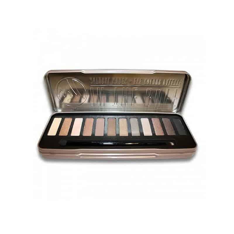 Natural Nudes Eyeshadow Palette - $6