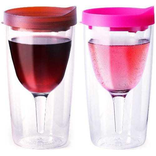 Vino2Go Wine Tumblers - $12