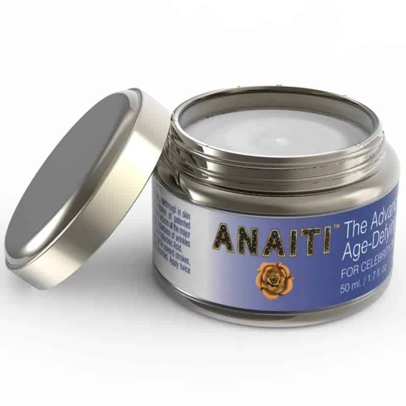 The Advanced Age-Defying Face Cream by Anaiti
