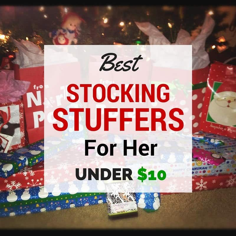 Best Stocking Stuffers for Her Under $10