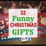 32 Funny Christmas Gifts