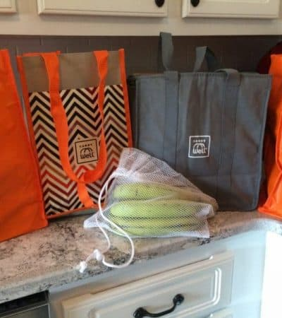 CarryWell Reusable Grocery Bag System
