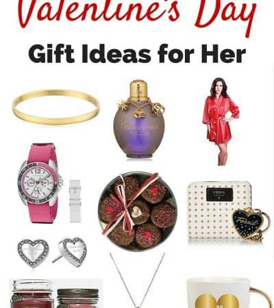 10 Affordable Valentine's Day Gift Ideas for Her
