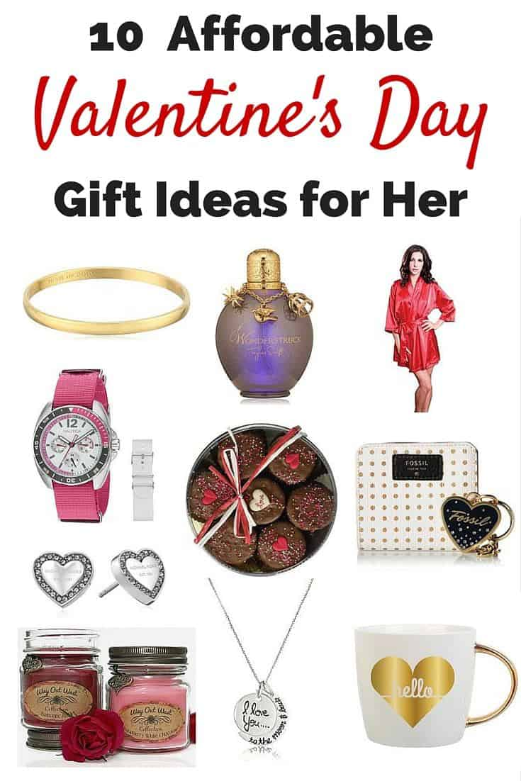 10 affordable valentine s day gift ideas for her for Valentine day gifts ideas for her
