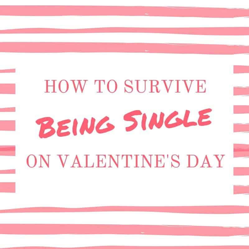 Being Single on Valentinte's Day