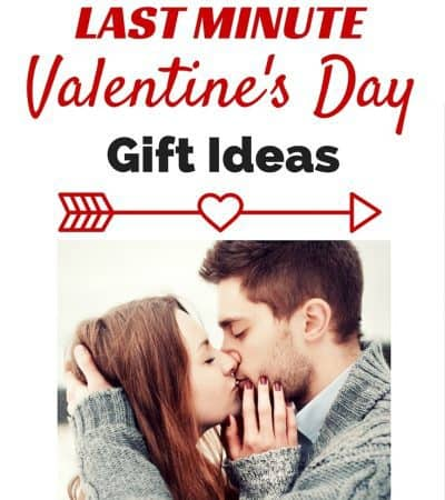 Whether you waited until the very last-minute to do your Valentine's Day shopping, just set up a date for Valentine's Day, or you just forgot about the holiday all together, we have you covered. Here are some awesome last minute Valentine's Day gift ideas...