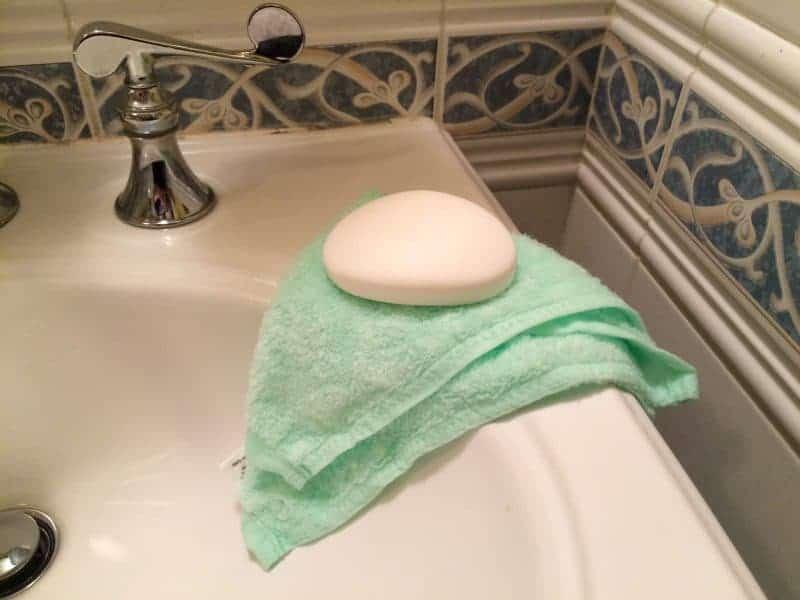 Toogli Bamboo Baby Washclothes