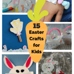 15 Easter Craft Ideas for Kids