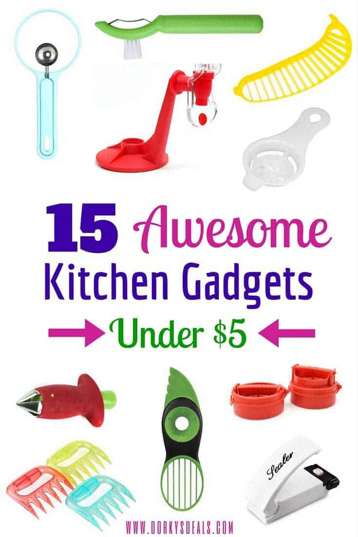 15 Awesome Kitchen Gadgets Under $5