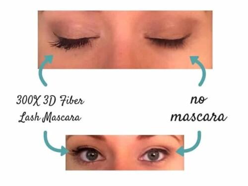 300X 3D Fiber Lash Mascara