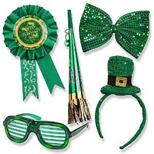 5 piece St. Partick's Day Accessory Set