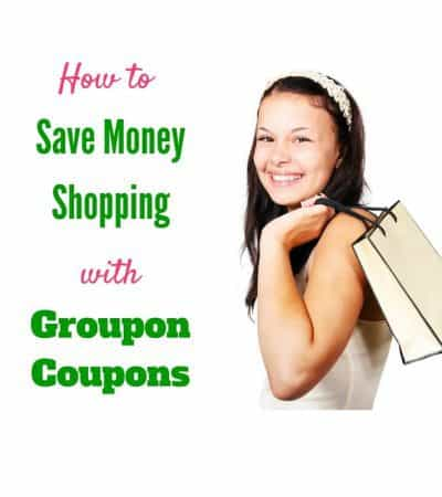How to Save Money Shopping with Groupon Coupons