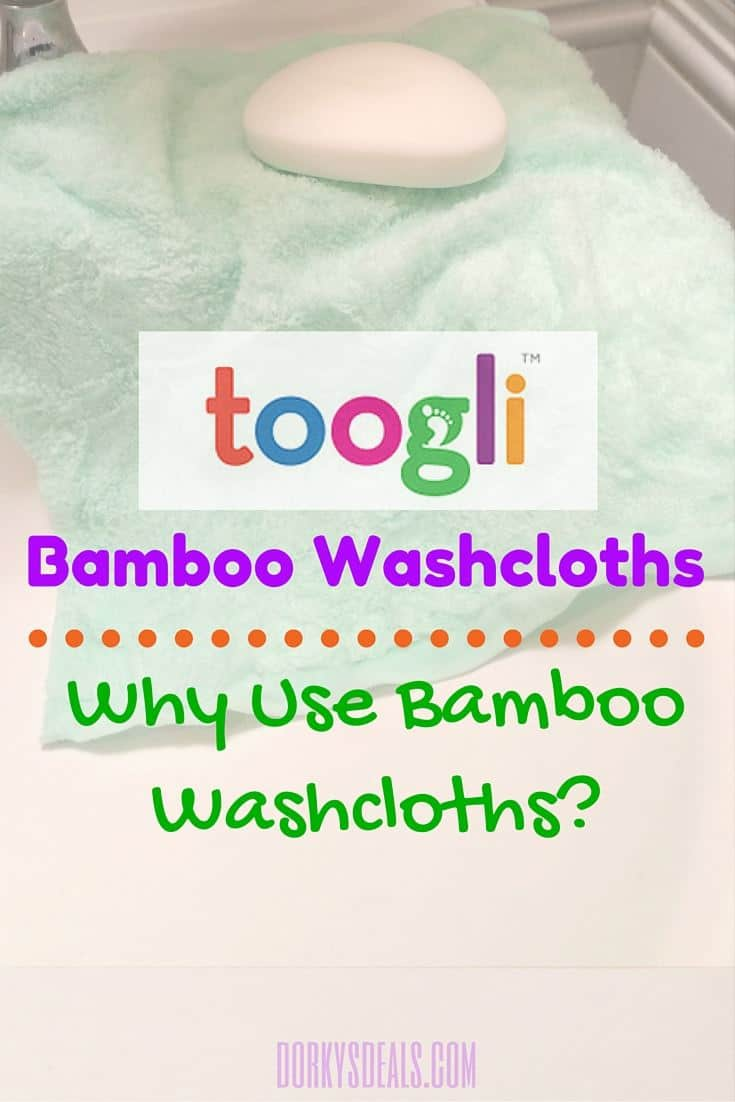 Toogli Bamboo Washclothes - Why Buy Bamboo Washcloths?