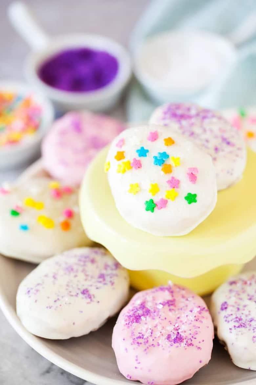 Cheesecake Eggs