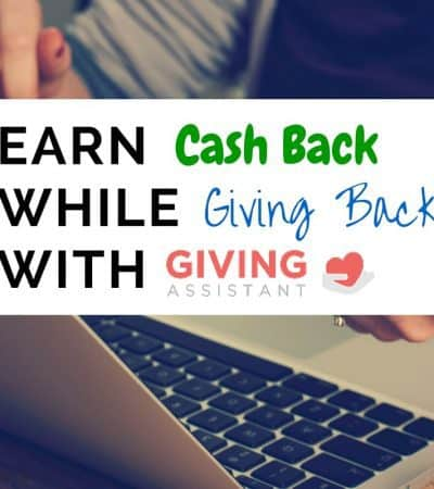 Earn Cash While Giving Back With Giving Assistant