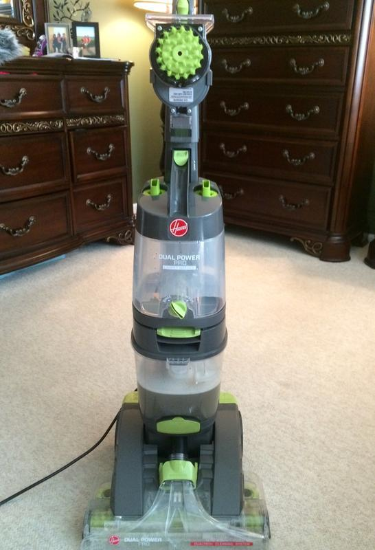 Hoover Dual Power Pet Premium Carpet Cleaner Review