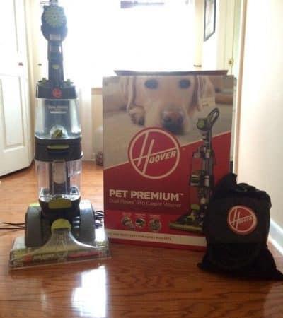 Hoover Dual Power™ Pet Premium™ Carpet Cleaner