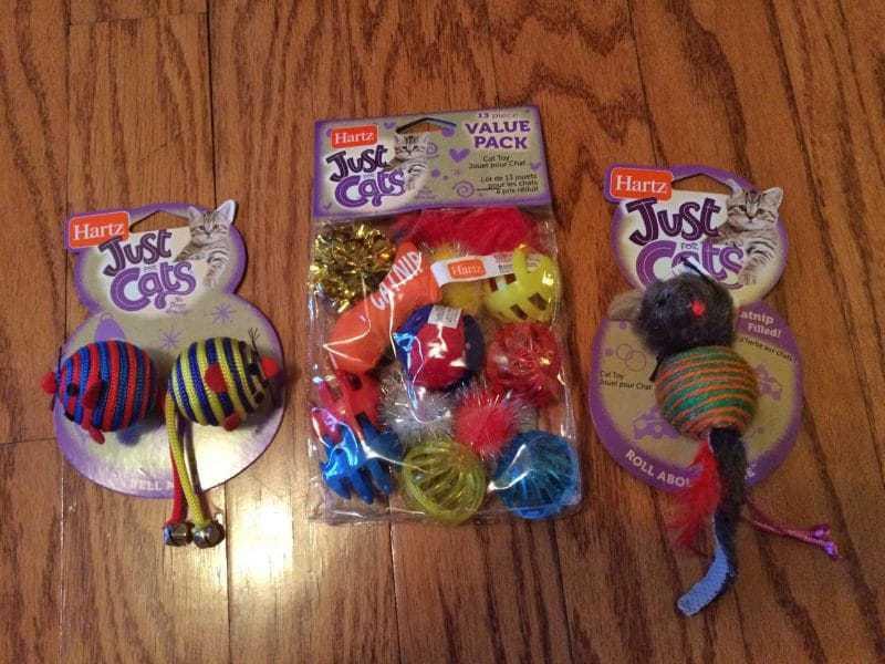 Hartz Cat Toys