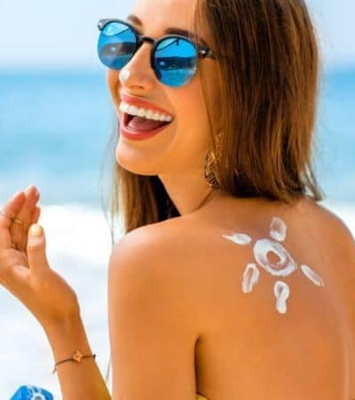 10 Ways to Look More Youthful - Protect your skin from the sun.