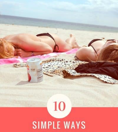 10 Simple Ways to Stay Healthy in the Summer
