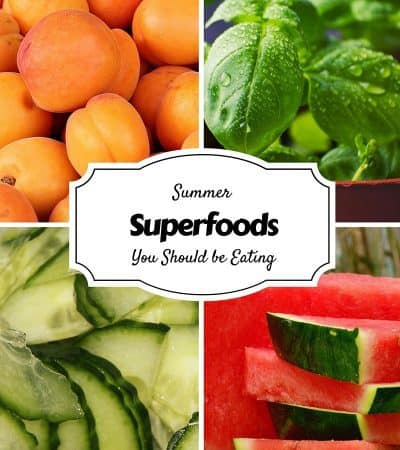 Superfoods You Need to Add to Your Diet This Summer